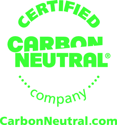 certified carbon neutral company