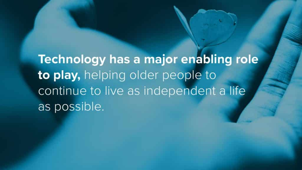 Harnessing Technology to Deliver Longevity - Social